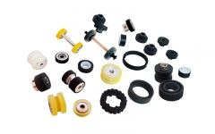Different Rollers as Precision Components